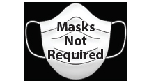 No more masks in JDC - Prentiss Headlight | Prentiss Headlight